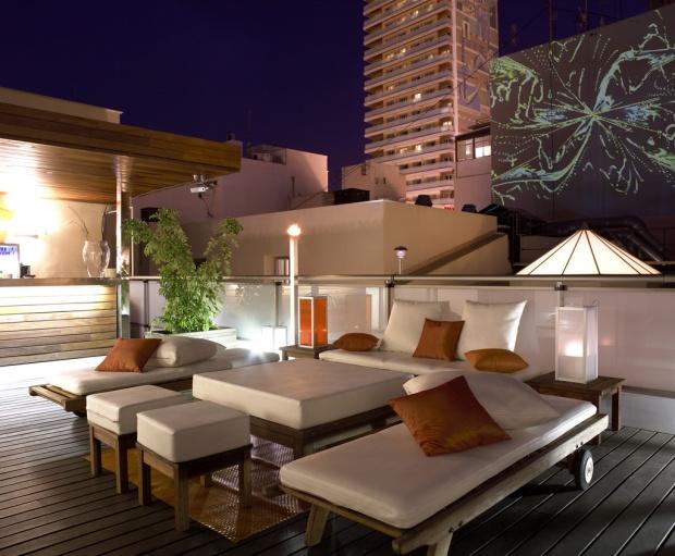 Las mejores terrazas de hotel para esta primavera the for Terrazas azoteas