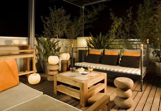 Las mejores terrazas de hotel para esta primavera the - Terrazas en azoteas ...