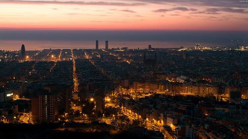 Semana de terrazas de hoteles en barcelona the coco life for Noche hotel barcelona