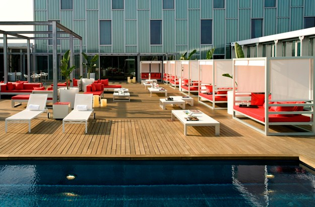 Semana de terrazas de hoteles en barcelona the coco life - Terrazas hoteles barcelona ...