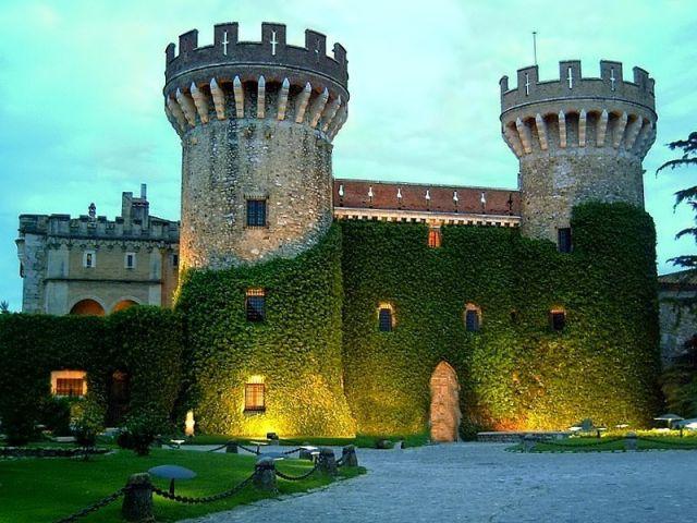 Casino castell de peralada espagne